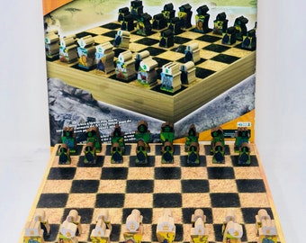 WWF chess for children