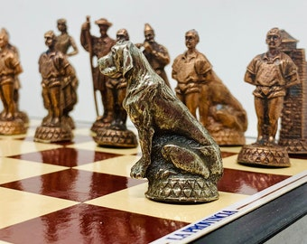 Chess Pastors