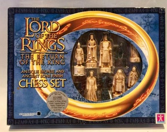 Chess The Lord of the Rings