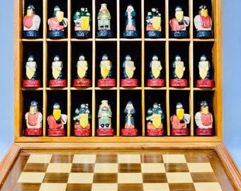 Medieval Chess Ceramic