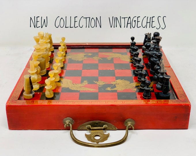 Featured listing image: Dragon Horn Chess
