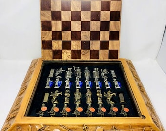 Chess Christians vs Muslims Middle Ages