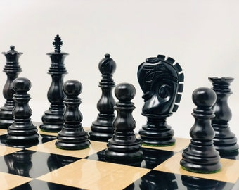 Staunton Duchamp Chess