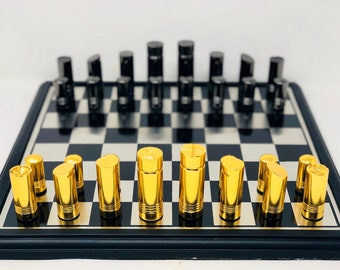 Abstract chess style Ralph Lauren