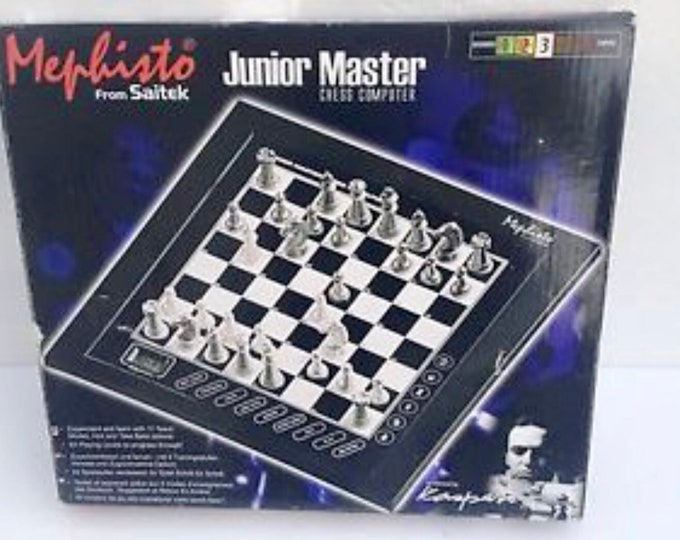 Electronic chess Mephisto