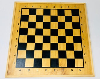 Coordinate Chess Board