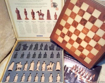 Chess Warriors of Xiam