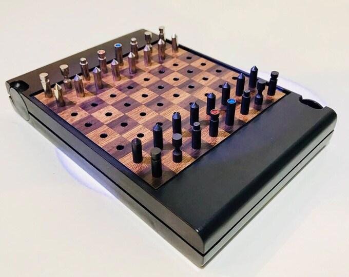 Chess Aachen desing Germany. Mercedes Benz
