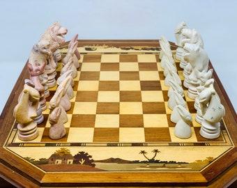 African Savanna Chess
