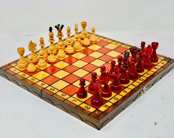 Warsaw Red Chess