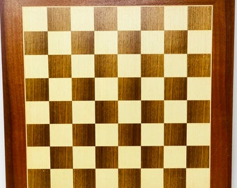 Chess board Vintage Rosewood