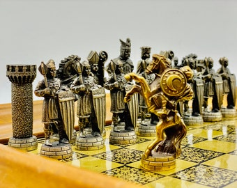 Chess Holy Medieval War