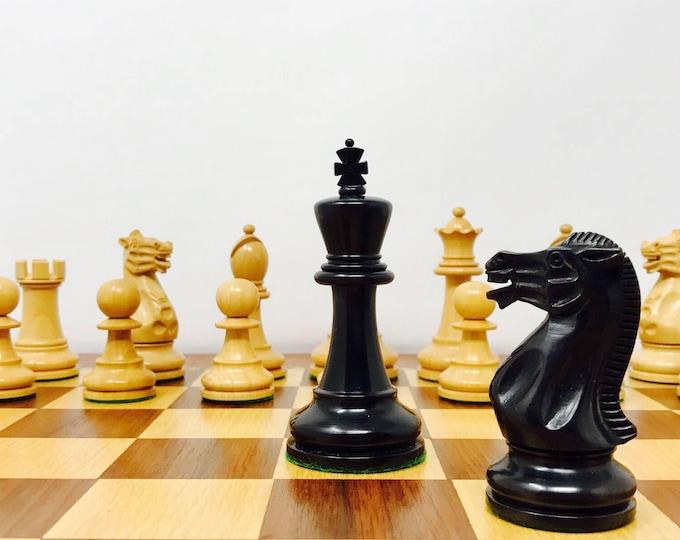Chess Reykjavik 1972. Fischer vs Spassky. Ebony.