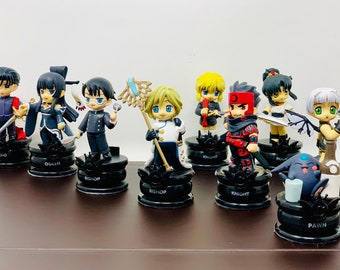 Anime Chess CLAMP