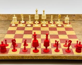 Old Chess BarleyCorn