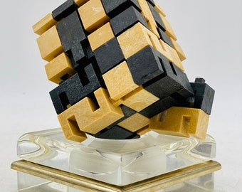 Chess Structure Cubo Capablanca