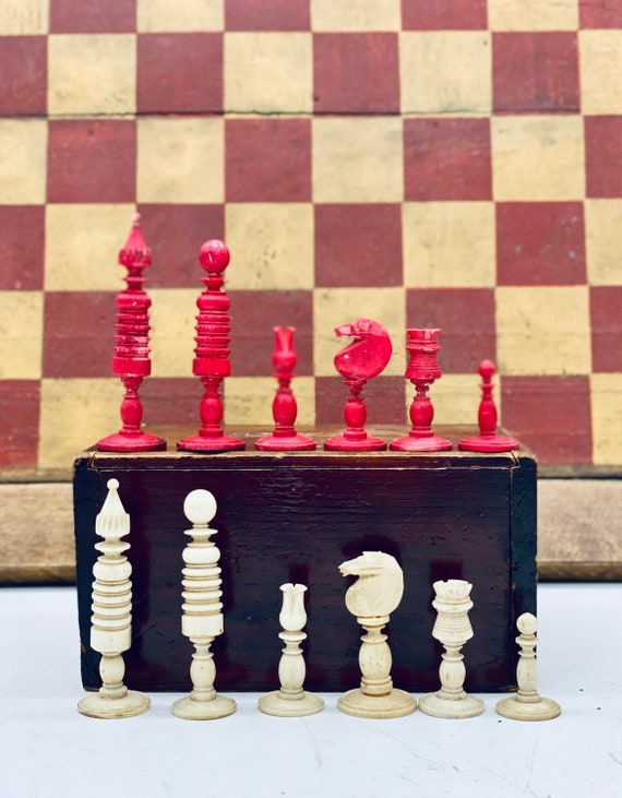 Old English Chess