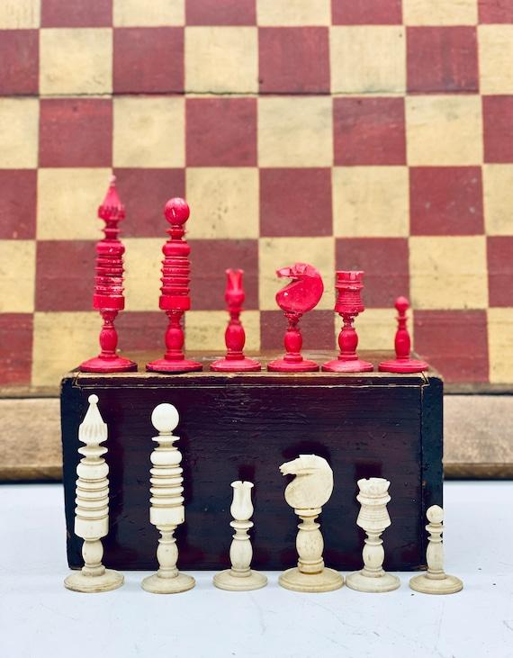 John Calvert Chess. C 1820