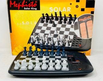 Mephisto Solar Electronic Chess
