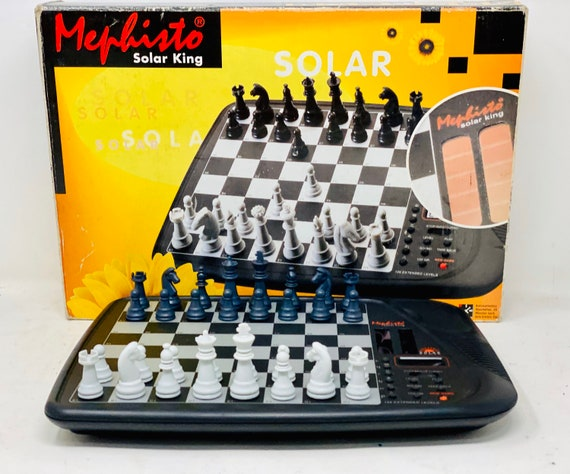 Mephisto Solar Electronic Chess