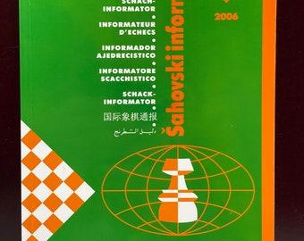 Sahovski Informator [Chess Informant] 98