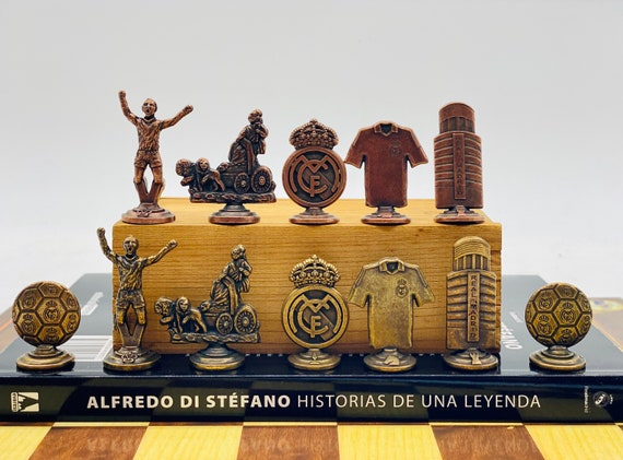 Real Madrid official chess