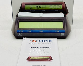 DGT Chess Clock 2010