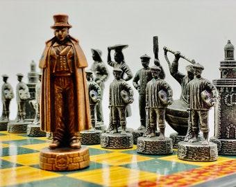 Chess Basque Country. Vizcaíno
