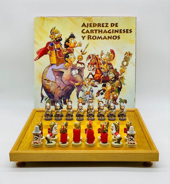 Children's Chess Rome vs Carthage