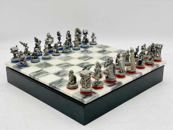 Chess Asterix Limited Series