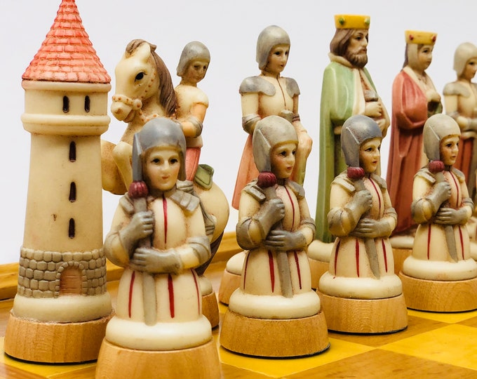 Featured listing image: Chess Anri Toriart Charlemagne