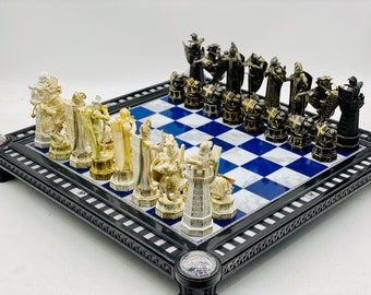 Interactive Harry Potter Chess