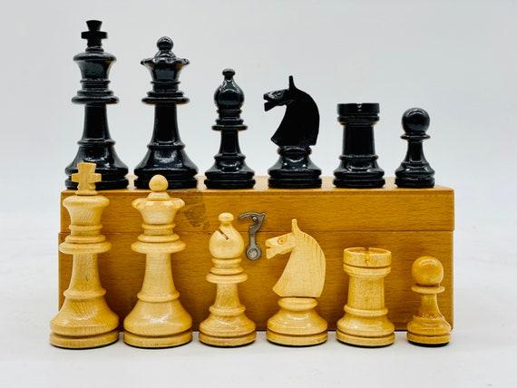Ancient Chess Staunton Lasker