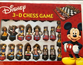 Classic Disney Chess