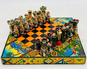 Chess Discovery of America