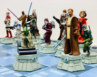 Star Wars Chess Oficial Lucasfilm 2º Juego