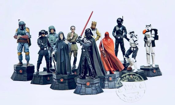 Star Wars Chess Oficial Lucasfilm