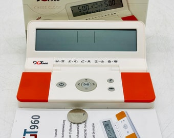 DGT 960 Chess Watch