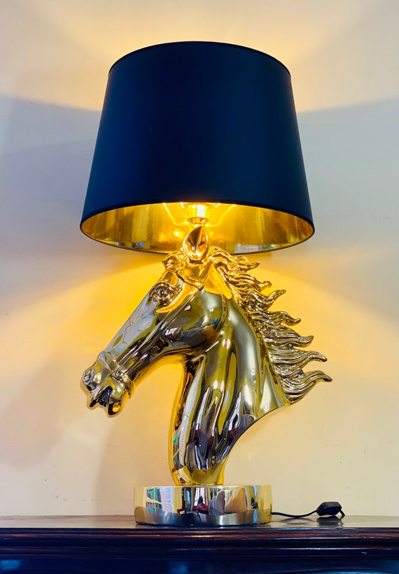 Great Chess Horse Lamp