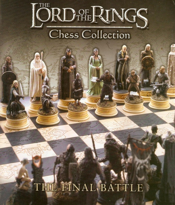 Chess Lord of the Rings
