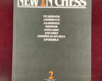 Genna Sosonko. New in Chess Yearbook, 1984: Part 2