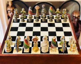 Chess Gaudí - Gaudí Foundation