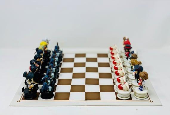 Anime Chess CLAMP