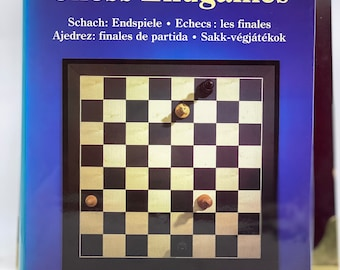 Chess Endgames. LASZLO POLGAR