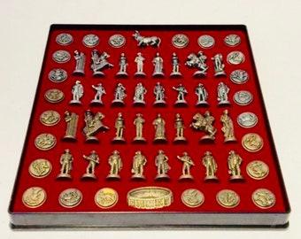 Spanish Chess of Toreros. Bullfighting