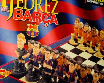 Chess Football Club Barcelona