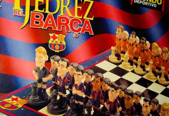 Chess Football Club Barcelona