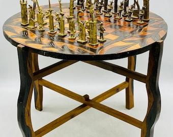 Ashanti Akan African Chess