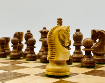Chess Moscow in Box Board
