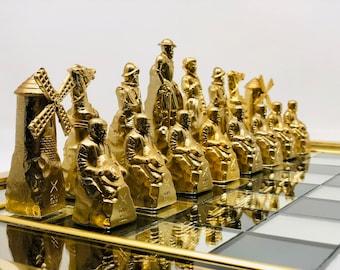 Chess Quijote Golden Centennial
